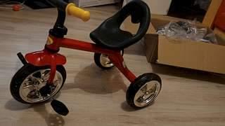 1920 X 1080 124.3 Kb 1920 X 1080 118.6 Kb Продам новый трехколесный велосипед