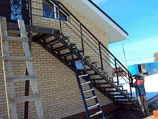 1920 X 1440 295.7 Kb Лестницы под ключ на металлокаркасе, проектирование.Сварочные работы.Заборы.