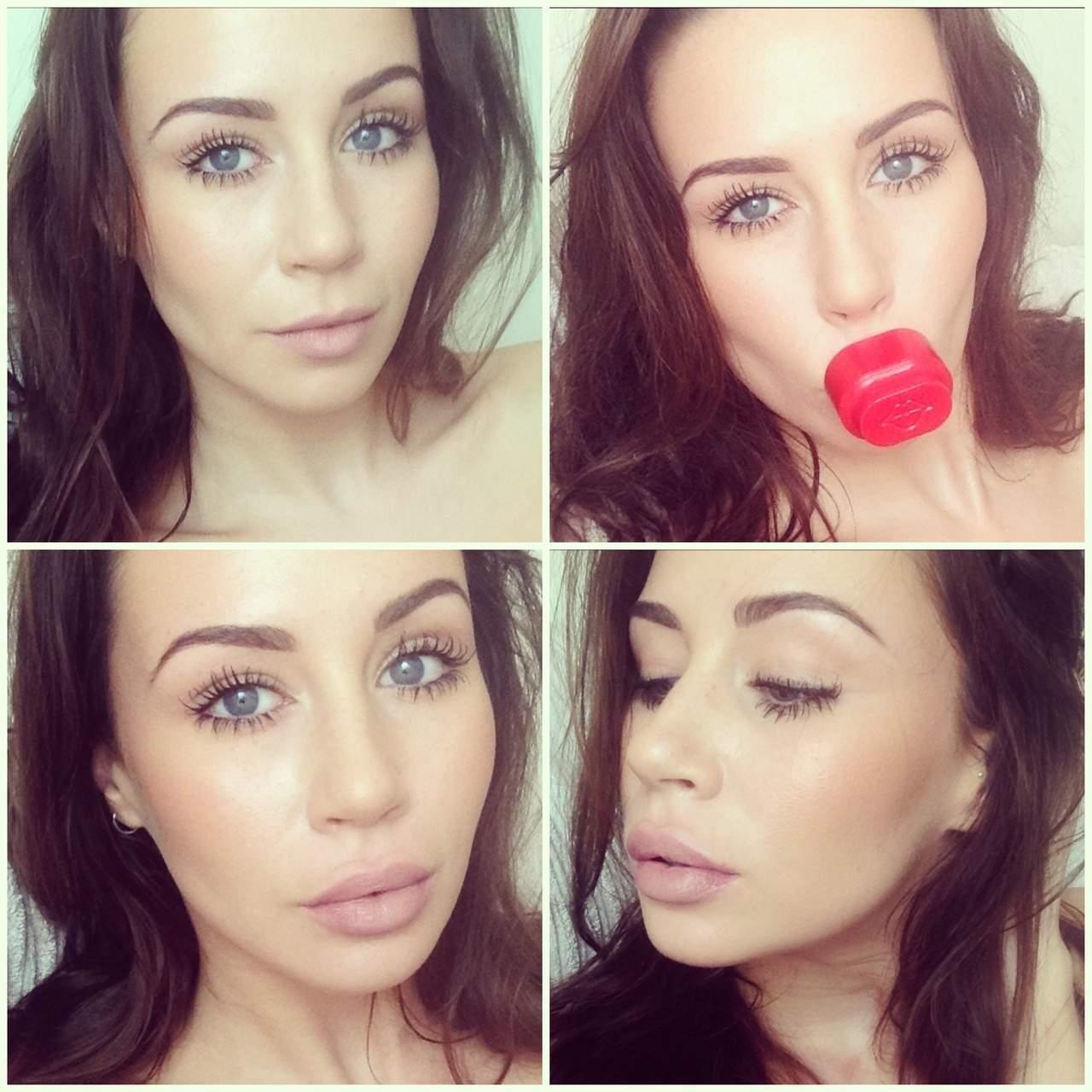 Как сделать пышными губы