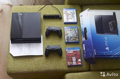 640 X 424 83.0 Kb Продается приставка Sony Playstation 4 (PS4) 500GB