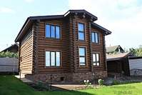 1100 X 733 326.5 Kb Шлифовка, покраска, конопатка, герметизация деревянных домов и бань. Профессионально!