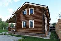 1100 X 733 343.8 Kb Строительство деревянных домов и бань ( фото)