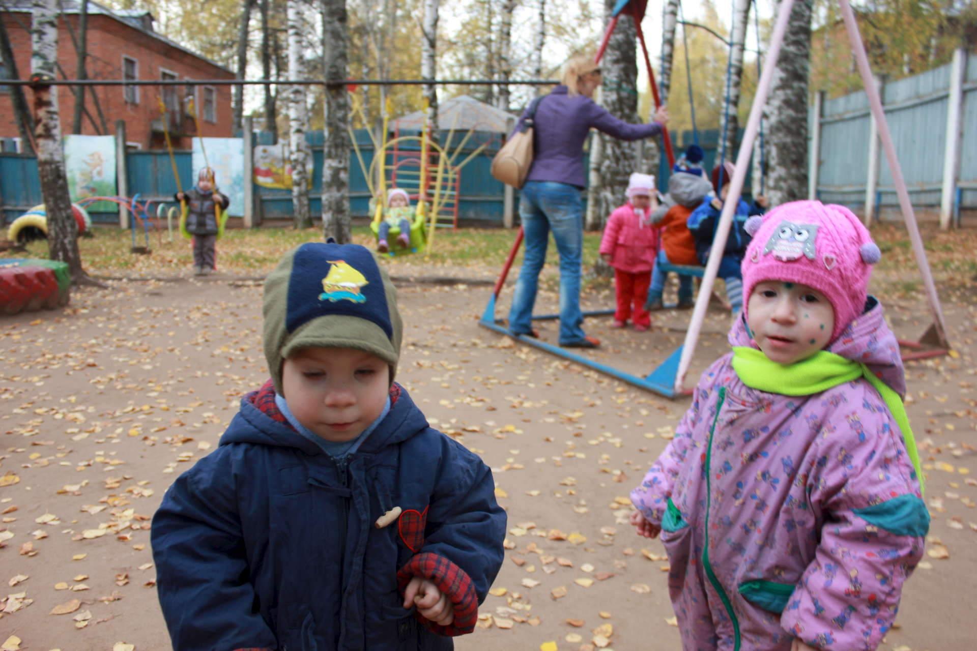 Детский дом воткинск фото детей