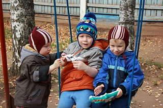 1920 X 1280 282.1 Kb Клуб Добрых Дел автофорума. Помощь дому ребенка в Воткинске. ФотоотчЁт