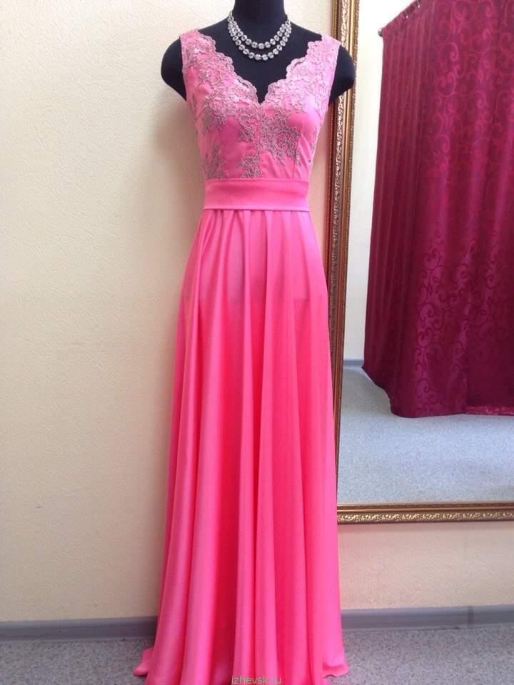Платье в пол сшить на заказ 80