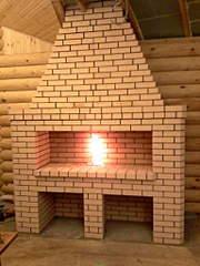 1536 X 2048 232.8 Kb Кладка печей, каминов, барбекю (фото). Проекты с порядовками