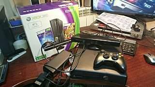 1280 X 720 190.2 Kb Продам Microsoft Xbox 360 E 4 ГБ Kinect