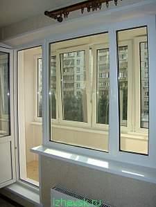 225 x 299 Пластиковые окна Veka - остекление, обшивка, утепление ... - фото