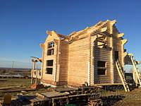 960 X 720 385.7 Kb Строительство деревянных домов и бань ( фото)
