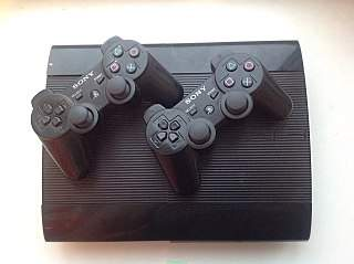 1280 X 956 168.8 Kb Продаю Sony Playstation 3 250GB (2 джойстика 5 Игр)