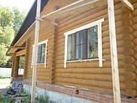 1920 X 1440 278.4 Kb Окна пластиковые и обсадные коробки (окосячка ) в деревянные коттеджи.