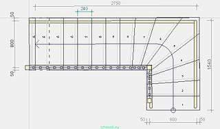 842 X 498 43.1 Kb Лестницы: Проектирование, изготовление, монтаж. Обновление от 24.11.2015.