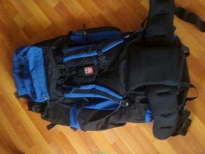 продам комплект зимней армейской формы цифра, рюкзак брезент и анатомический трехточечный на 100 литров