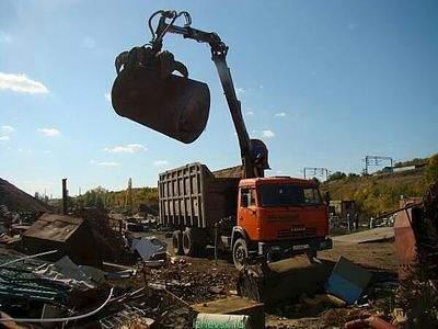 Вывоз самовывоз металлолом