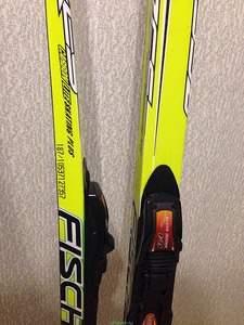 лыжи беговые Fischer