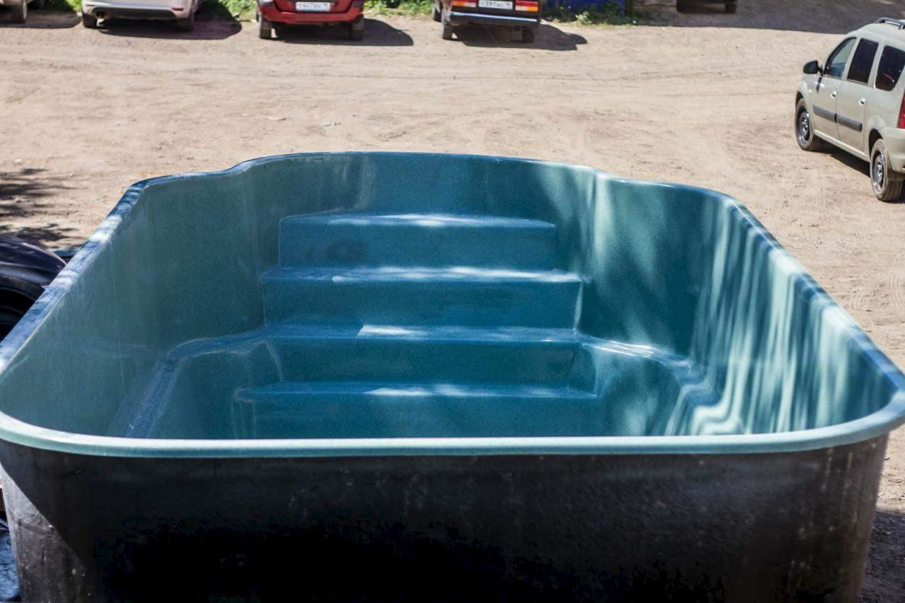 Как сделать бассейн своими руками 94