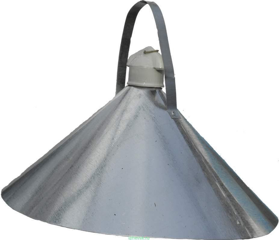 Рефлекторы своими руками для ламп