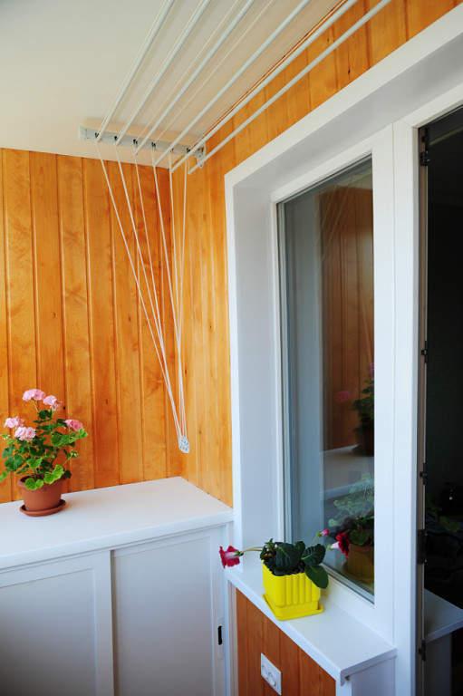 Отделка и обшивка балкона или лоджии - оконный завод.