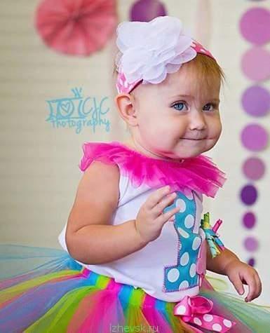 Девочка 1 год своими руками