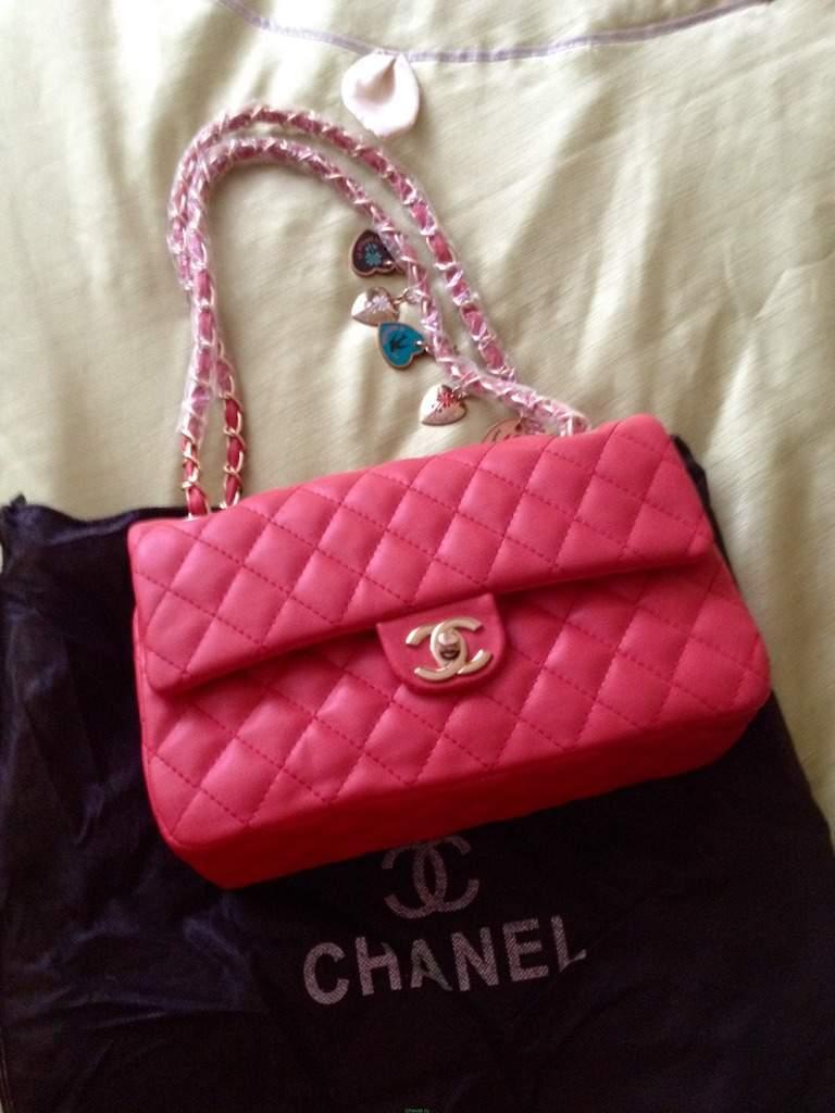 Chanel сумка для покупок