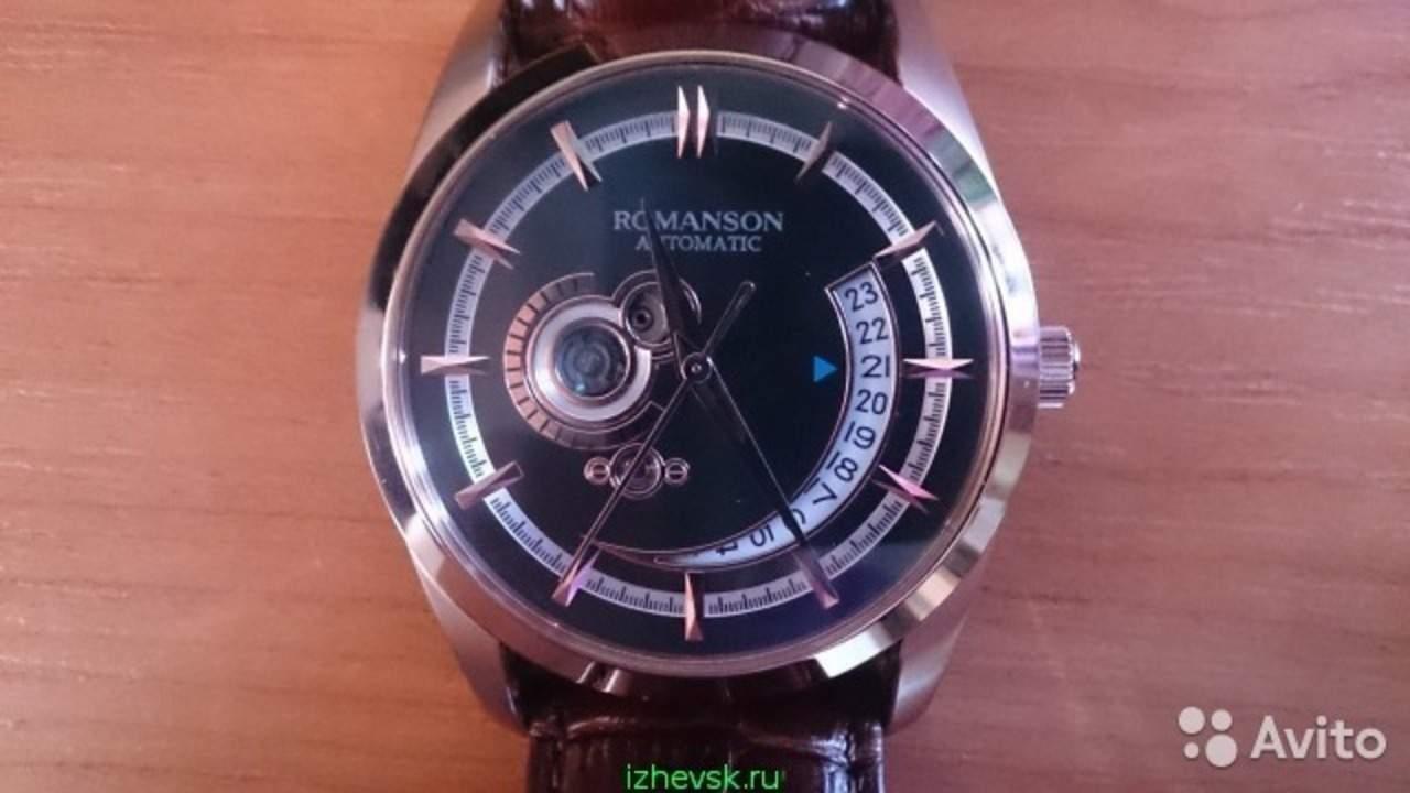 Часы ROMANSON наручные, купить часы ROMANSON Романсон в