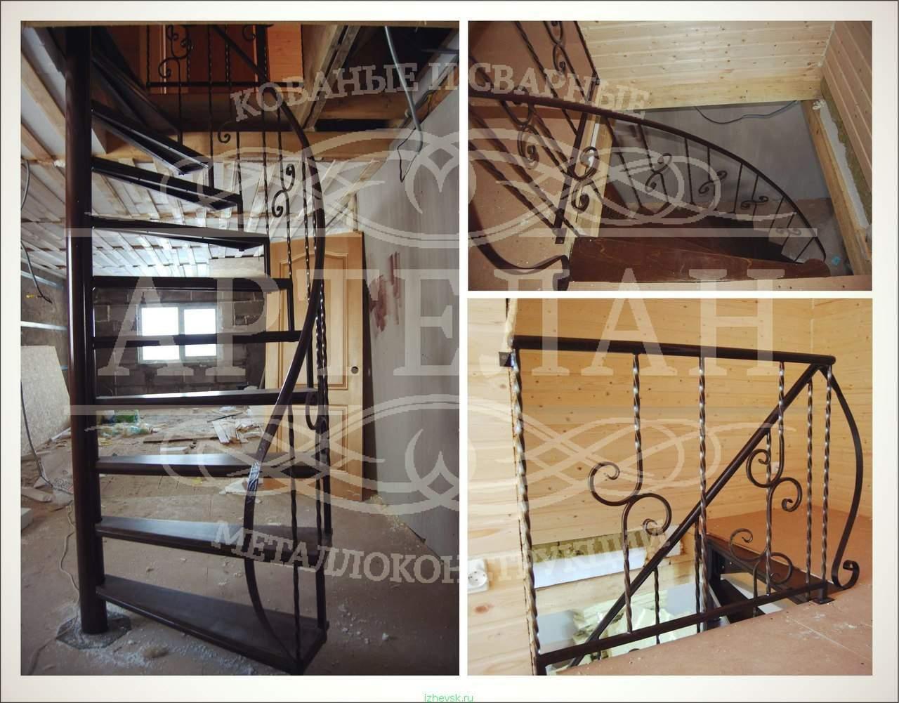 изготовление лестниц из дерева московская область