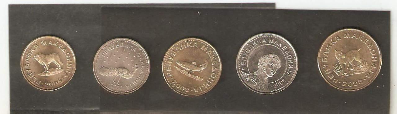 наборы президентов сша монеты