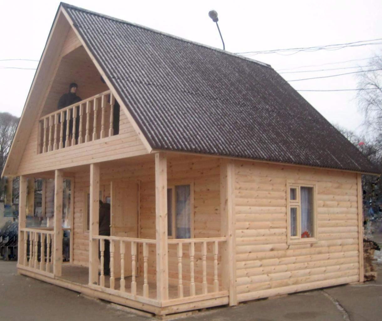 Строительство каркасного дачного дома от а до я
