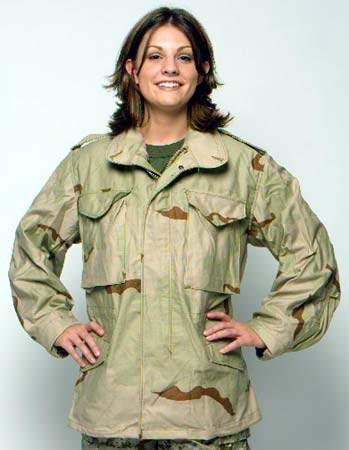 Женская Куртка М65 Купить