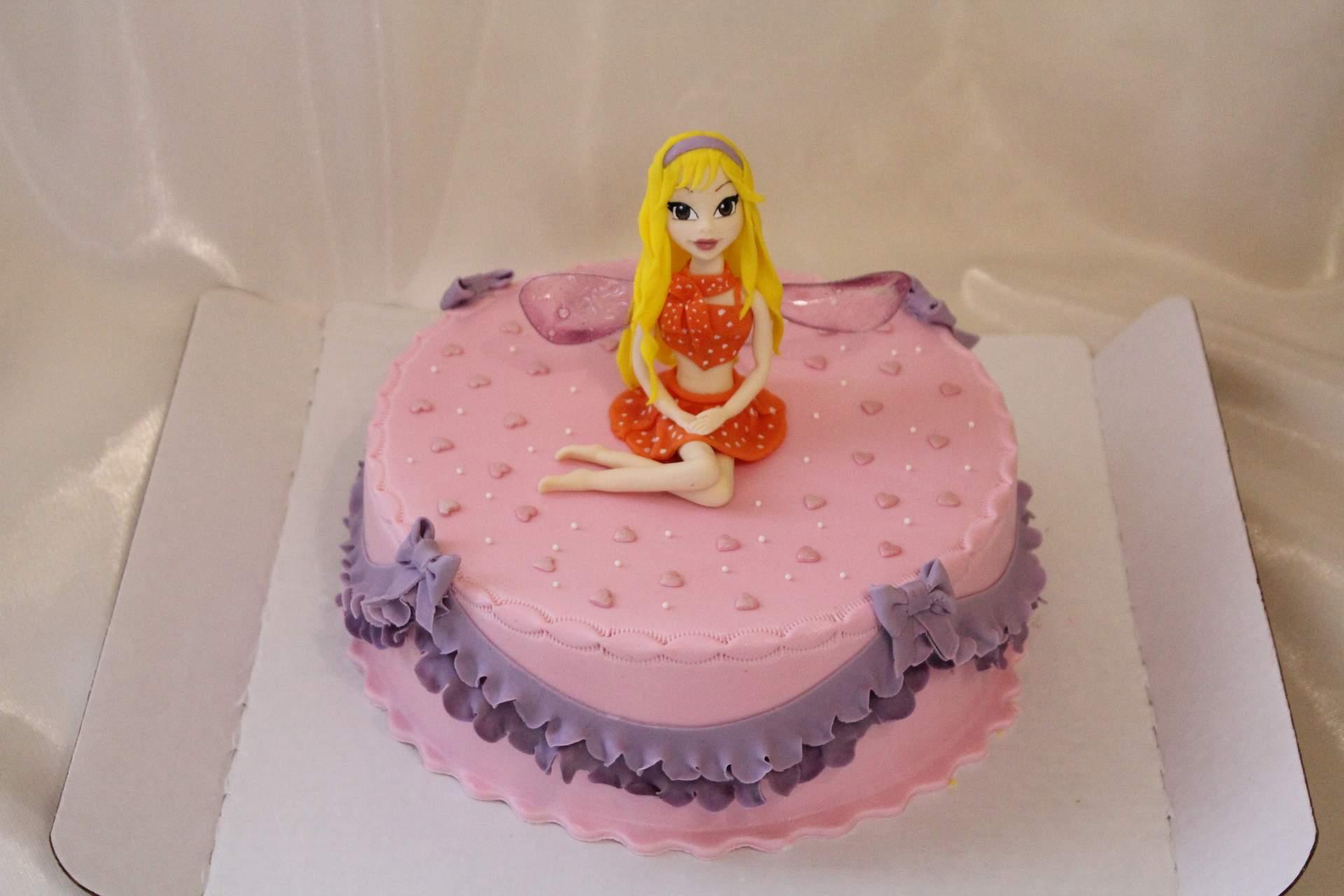 Торт замок любви в домашних условиях