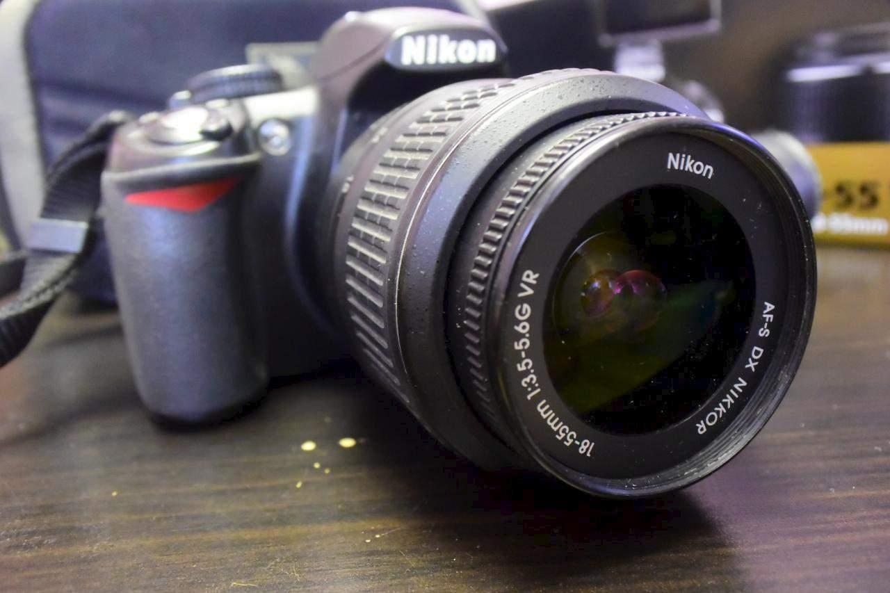 Как сделать никон фото
