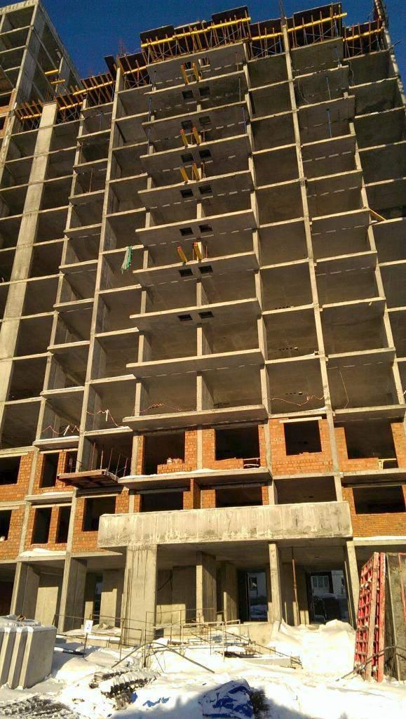 Монолитно-каркасное строительство дома своими руками от и до 42