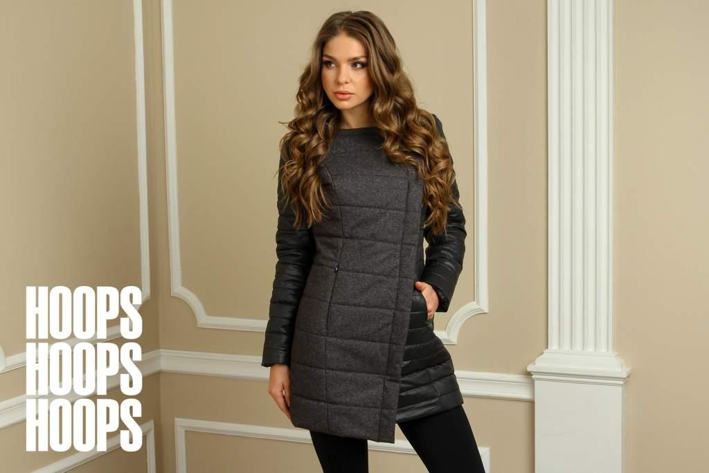 Модная Женская Верхняя Одежда