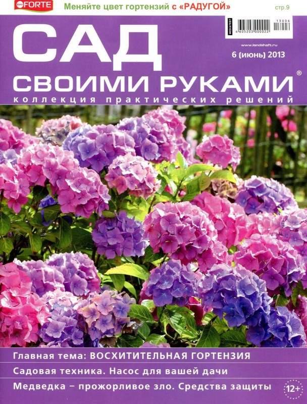 Журналы онлайн читать бесплатно сад своими руками