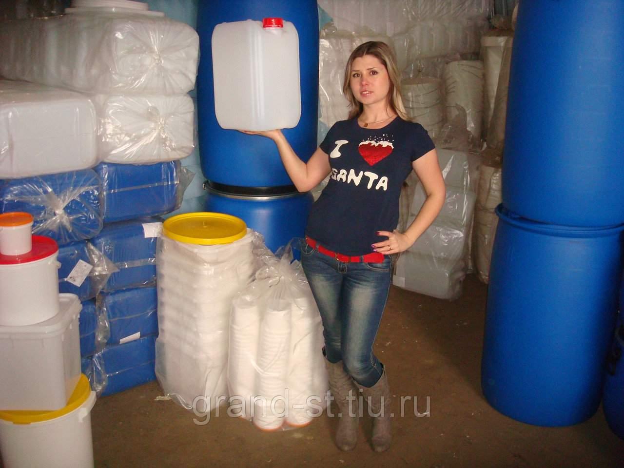 купить пластиковые канистры от производителя оптом Новгорода Смоленск
