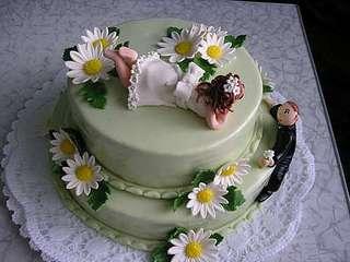 Торт из пенопласта все виды 3 ярусный 65