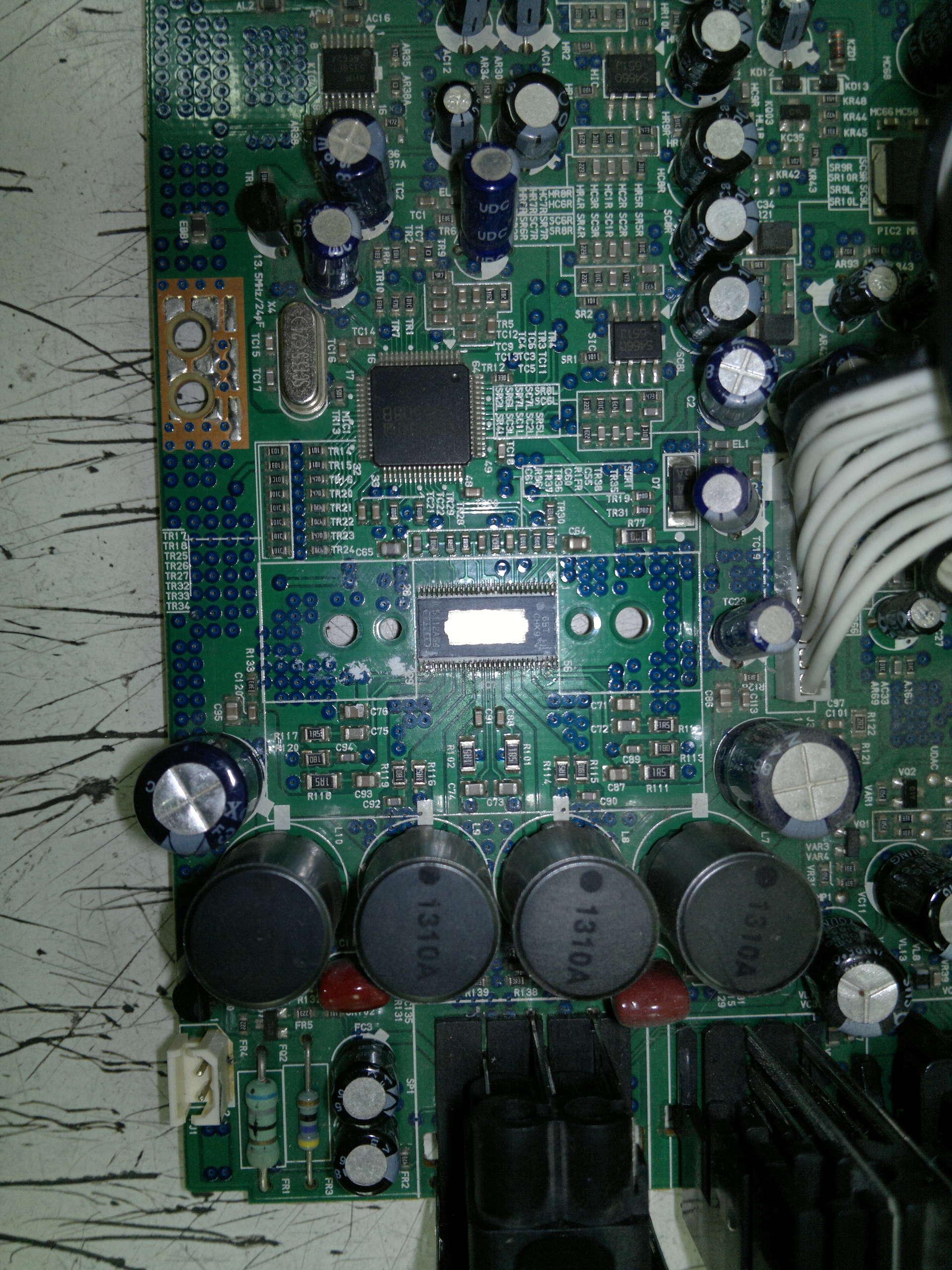 схема микросхемы 4047