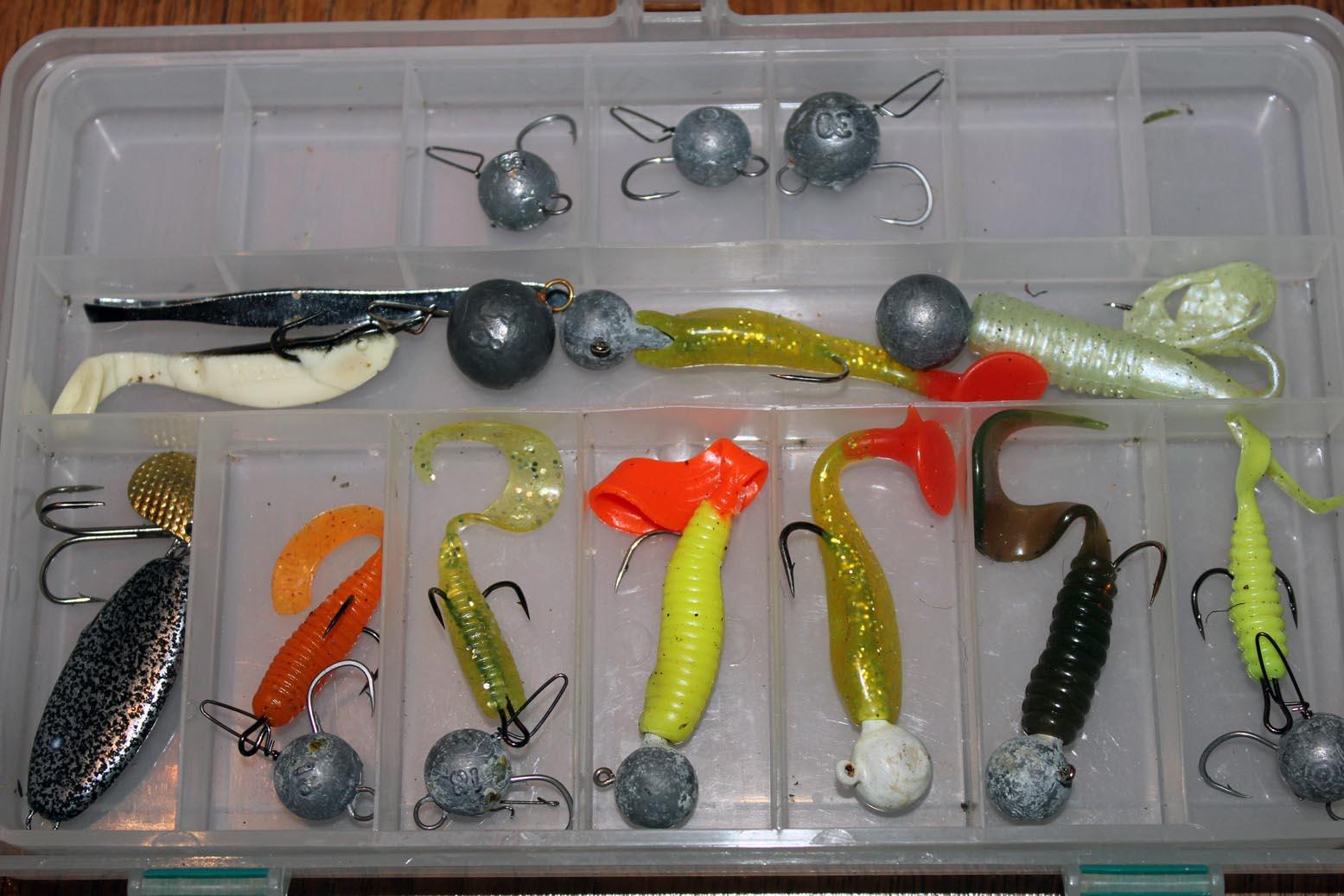 Как самому сделать силиконовую приманку для рыбалки