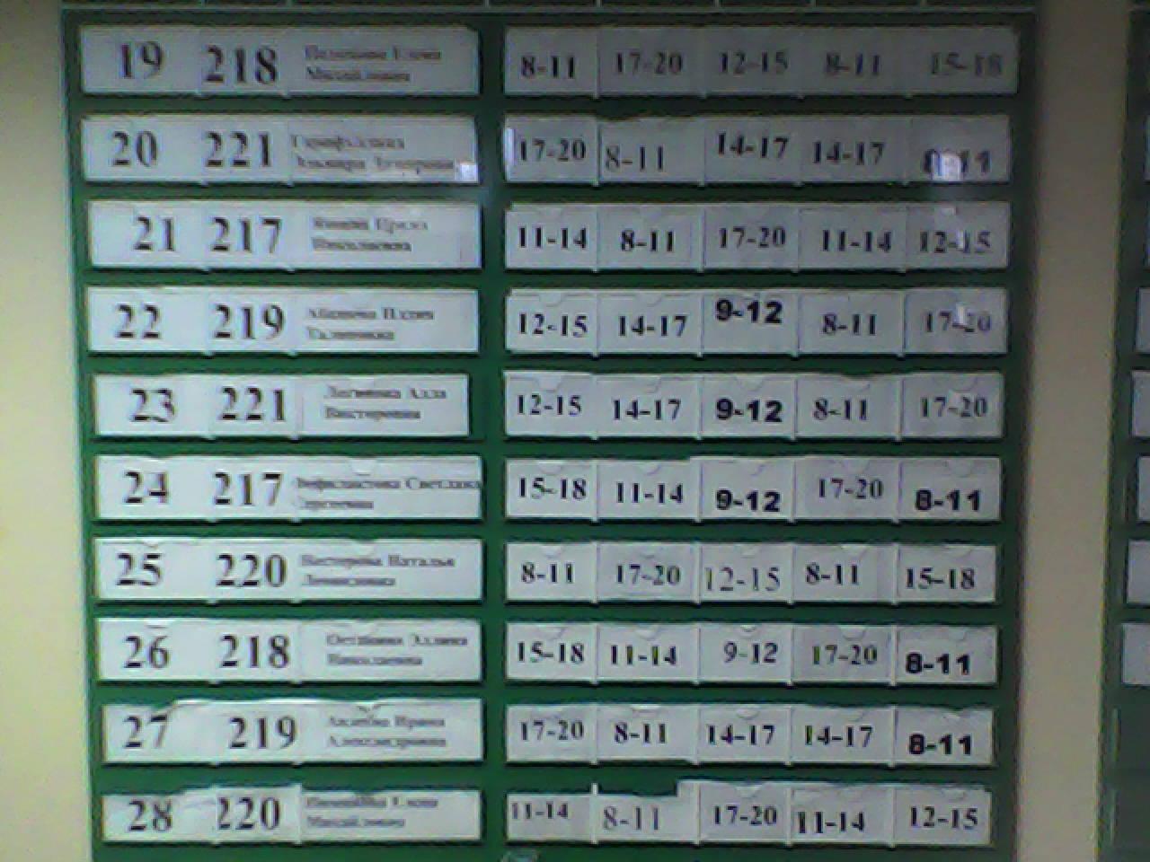 Igis ru запись к врачу городская больница 10