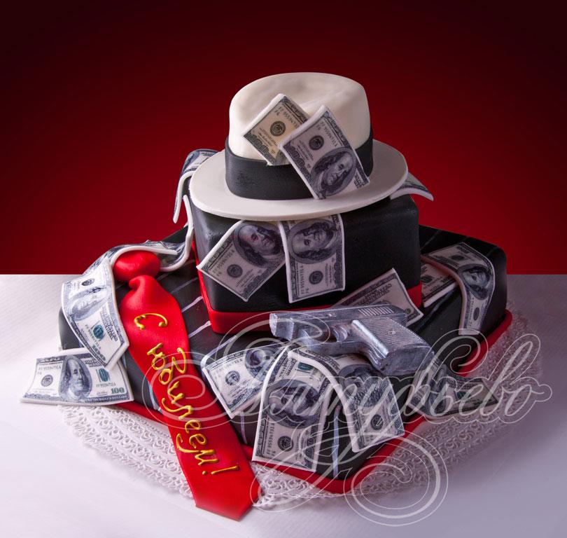 торты с приколами на день рождения мужчине фото