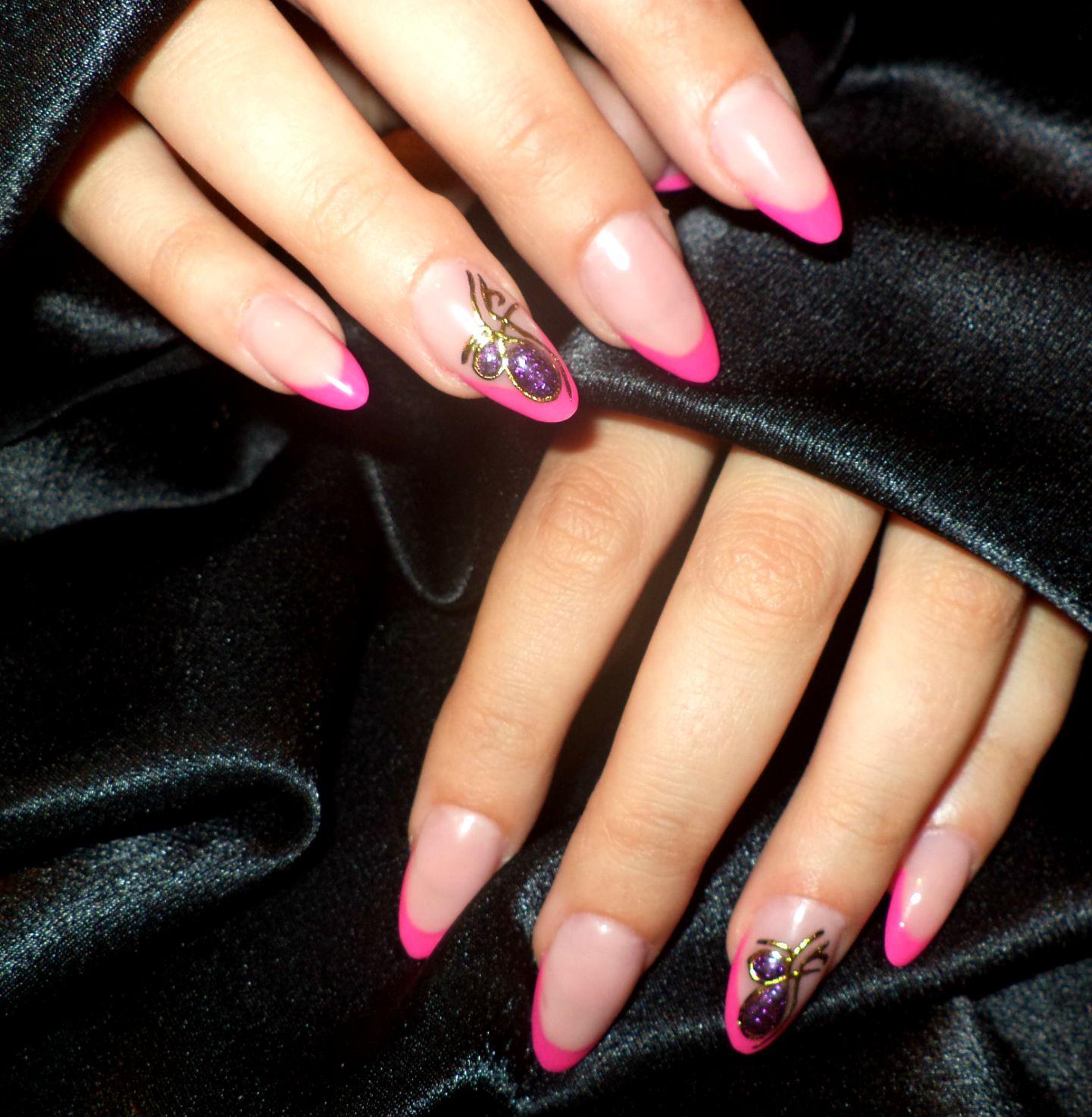 Ногти северное сияние дизайн фото влиятельные женщины