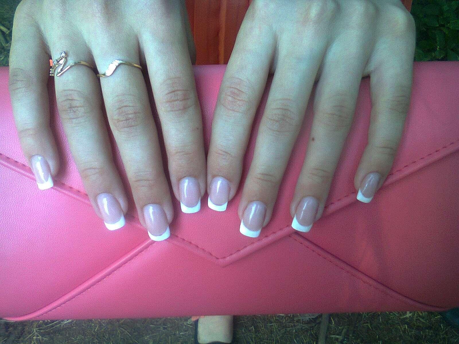 Наращивание ногтей - Марлен