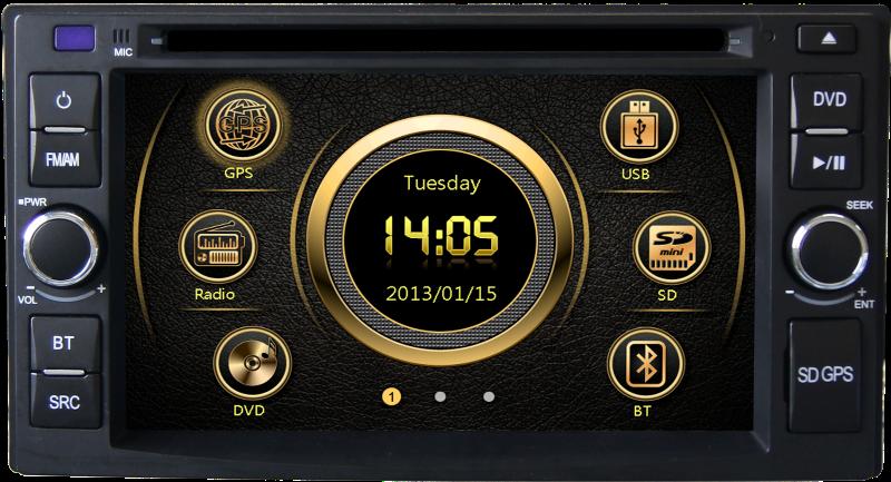 GPS-Audio : Штатные 2Din автомагнитолы с навигацией на любой автомобиль. Без предоплат. Гарантия! : Автозвук и сигнализации