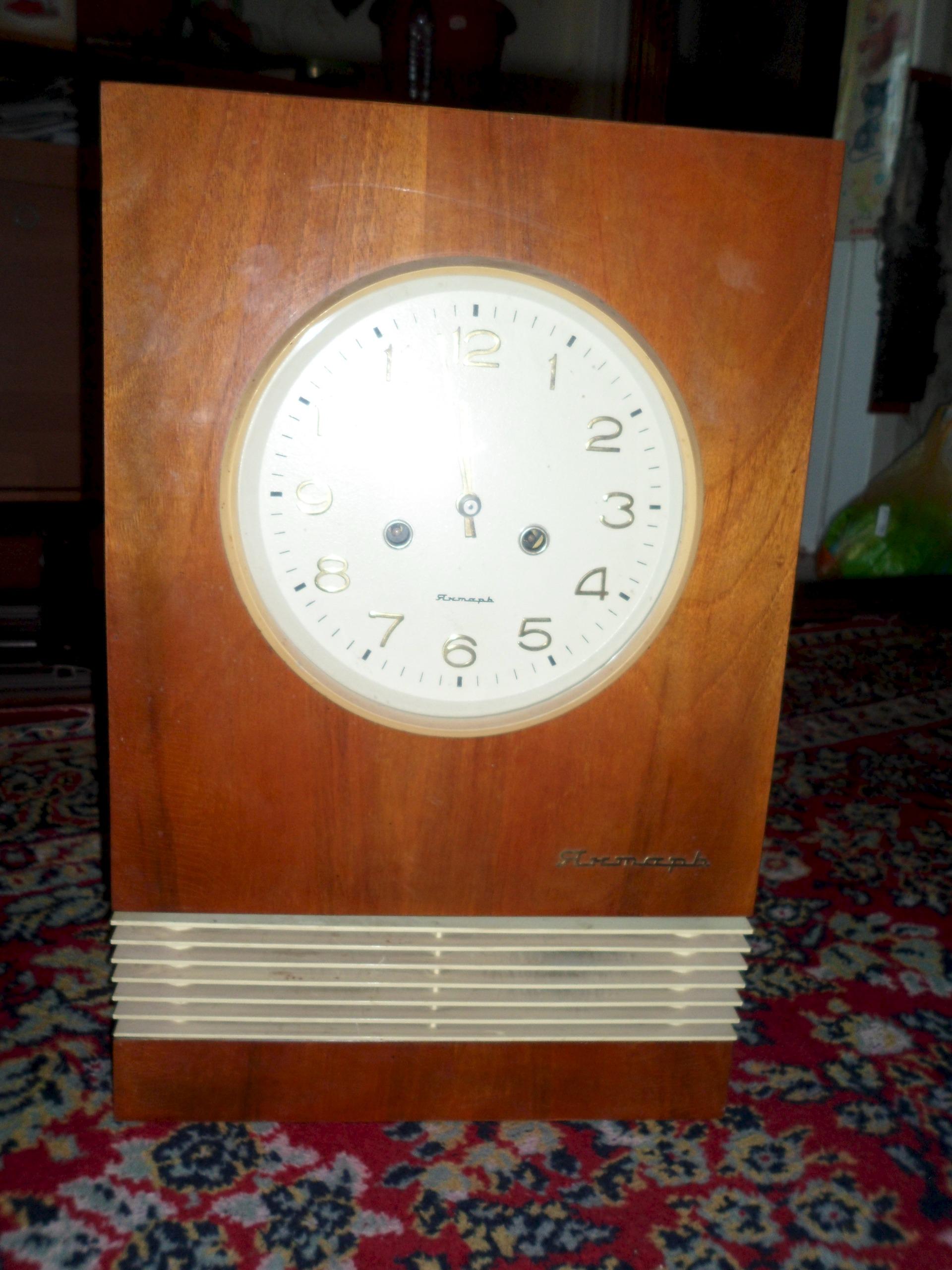 Часы настенные михаил москвин а31 угличские российские.