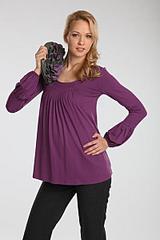 160 x 240 Продажа одежды для беременных б/у