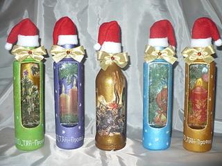 1920 X 1440 288.7 Kb Полезные подарки. (Декор новогодних бытылочек, топиарии,кофейные деревья, часы)