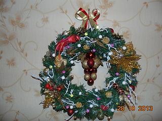 1920 X 1440 766.1 Kb Полезные подарки. (Декор новогодних бытылочек, топиарии,кофейные деревья, часы)