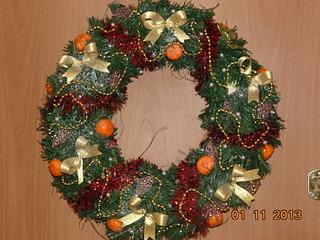1920 X 1440 597.1 Kb Полезные подарки. (Декор новогодних бытылочек, топиарии,кофейные деревья, часы)
