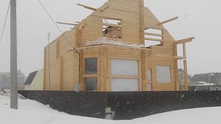 1920 X 1080 346.5 Kb Дома и Срубы изпрофилированного бруса и оцилиндрованного бревна