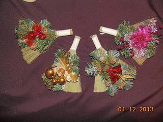 1920 X 1440 599.6 Kb Полезные подарки. (Декор новогодних бытылочек, топиарии,кофейные деревья, часы)